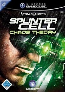 Splinter Cell 3: Chaos Theory (deutsch) (GC)