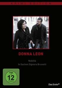 Donna Leon 2: Nobilta/In Sachen Signora Brunetti