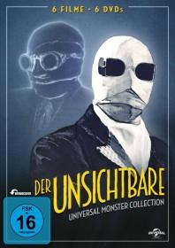 Der Unsichtbare - Complete Collection (DVD)