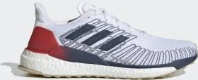 adidas Solar Boost 19 cloud white/tech indigo/scarlet (Herren) (EG2362)