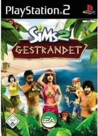 The Sims 2 - Castaway (PS2)