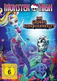 Monster High - Das große Schreckensriff