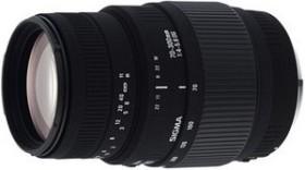 Sigma AF 70-300mm 4.0-5.6 DG Makro für Sony A schwarz (509934)
