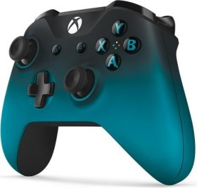 Microsoft Xbox One Wireless Controller Ocean Shadow Special Edition (Xbox One/PC)