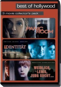 Identität/Panic Room/Weiblich, ledig, jung sucht...