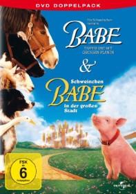 Ein Schweinchen namens Babe 1+2 (DVD)