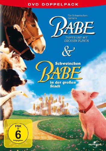 Ein Schweinchen namens Babe 1+2 -- via Amazon Partnerprogramm