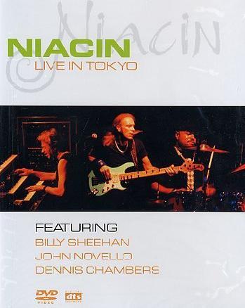 Niacin - Live in Tokyo -- via Amazon Partnerprogramm
