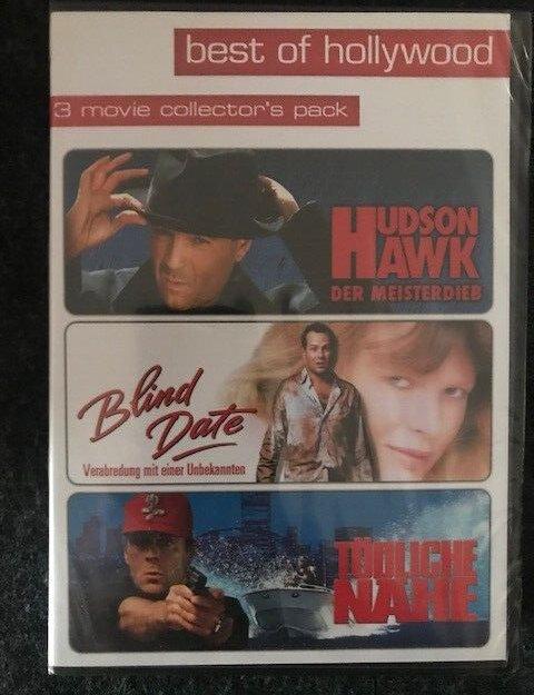 Hudson Hawk/Blind Date/Tödliche Nähe -- via Amazon Partnerprogramm