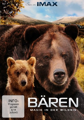 IMAX: Bears - Bären -- via Amazon Partnerprogramm
