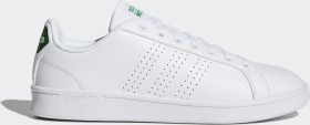 adidas Cloudfoam Advantage footwear white/green (men) (AW3914)