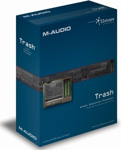 M-Audio: iZotope Trash (10280) (PC/MAC)