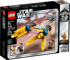 LEGO Star Wars Episoden I-VI - Anakin's Podracer 20 Jahre LEGO Star Wars (75258)