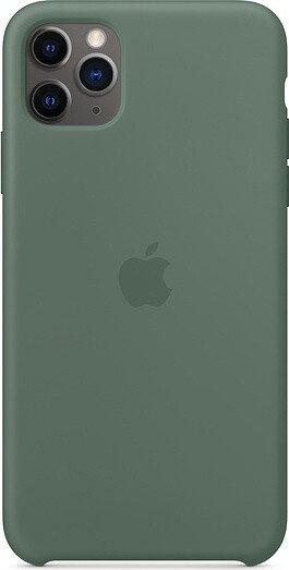 Apple Silikon Case für iPhone 11 Pro Max piniengrün (MX012ZM/A)