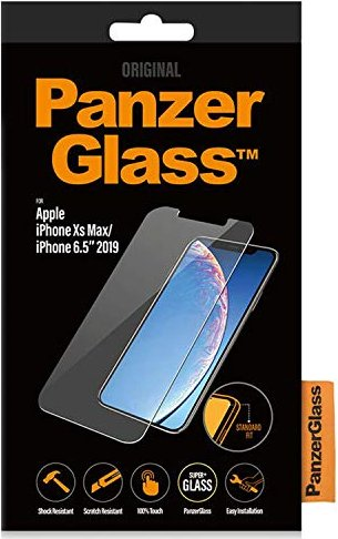PanzerGlass Standard Fit für Apple iPhone 11 Pro Max schwarz (2663) -- via Amazon Partnerprogramm