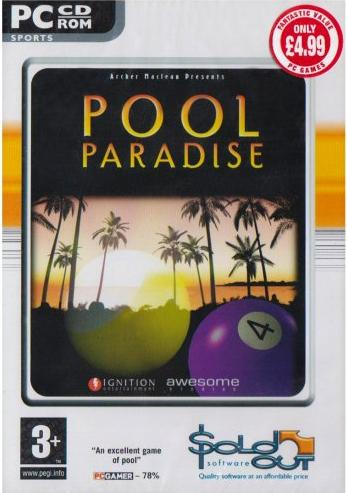 Pool Paradise (German) (PC) -- via Amazon Partnerprogramm