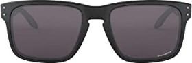 Oakley Holbrook matte black/prizm grey (OO9102-E855)