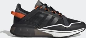 adidas ZX 2K Boost Pure core black/grey six/orange (Herren) (H06569)