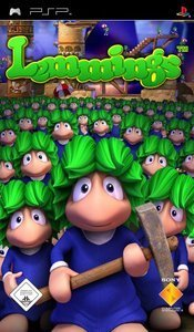 Lemmings (English) (PSP)
