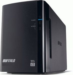 Buffalo DriveStation Duo   6TB, USB 3.0 (HD-WL6TU3R1-EU)