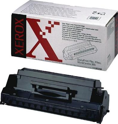 Xerox 113R00455/00296 Toner black -- via Amazon Partnerprogramm