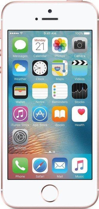 Apple iPhone SE 64GB rosegold