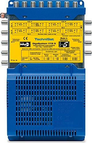TechniSat GigaSystem 17/8 G (0000/3271) -- via Amazon Partnerprogramm