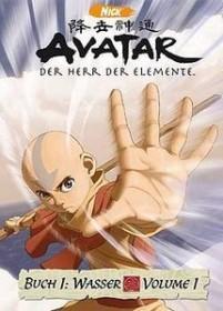 Avatar, der Herr der Elemente - Buch 1: Wasser Vol. 1