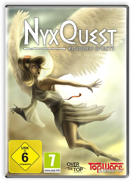 NyxQuest - Kindred Spirits (German) (MAC)