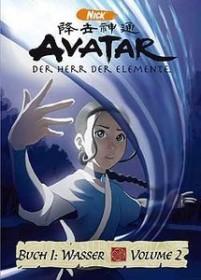 Avatar, der Herr der Elemente - Buch 1: Wasser Vol. 2