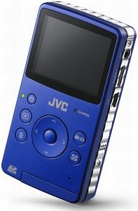 JVC Picsio GC-FM1 blue (digital)