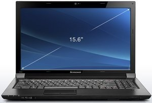 Lenovo B570, Core i5-2430M, 6GB RAM, 750GB HDD, GeForce GT 525M, UK (M58FZUK)
