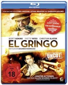 El Gringo (Blu-ray)