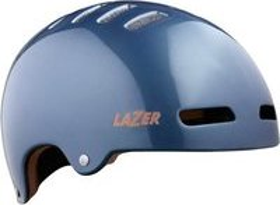 Lazer Armor Helm matte blue oil