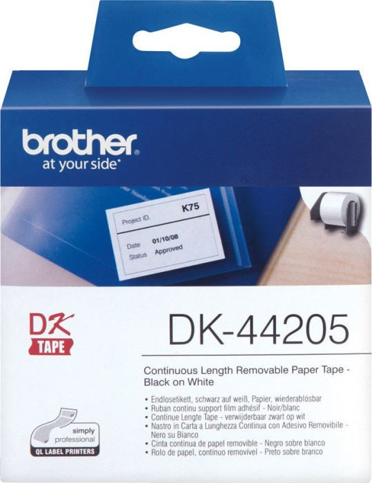 Brother continous label (DK-44205)