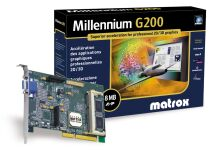 Matrox Millennium G200 LE 8MB SDRAM AGP