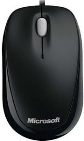 Microsoft OEM Compact Optical Mouse 500 black, USB (4HH-00002)