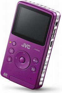 JVC Picsio GC-FM1 purple