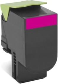 Lexmark Toner 800X3 magenta extra hohe Kapazität (80C0X30)