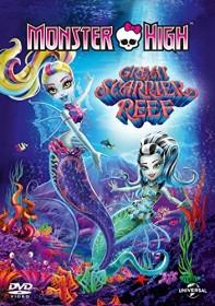 Monster High - Great Scarrier Reef (DVD) (UK)