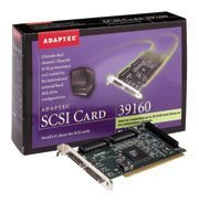 Adaptec ASC-39160 LVD, 64bit PCI, Kit (1822300)