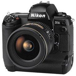 Nikon D1X czarny Obudowy