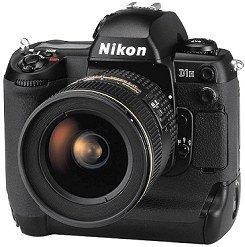 Nikon D1H schwarz Gehäuse (VAA109EG)
