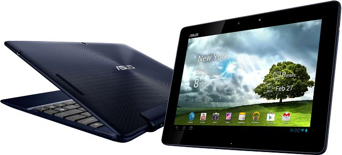 ASUS Eee Pad Transformer TF300TL-1K064A 16GB LTE + KeyboardDock blue (90OK0RB4101570W)