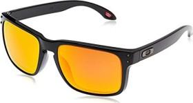 Oakley Holbrook polished black/prizm ruby polarized (OO9102-F155)