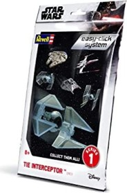 Revell Star Wars TIE Interceptor easy-click (01103)