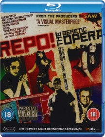 Repo! - The Genetic Opera (Blu-ray) (UK)