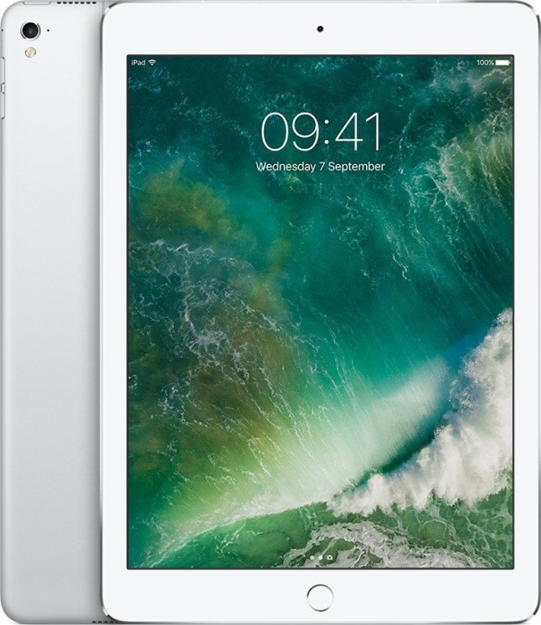 "Apple iPad Pro 9.7"" 256GB, LTE, silber [1. Generation / 2016] (MLQ72FD/A)"
