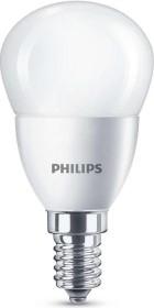 Philips LED Tropfen E14 5.5W/827, 2er-Pack (586648-00)