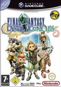 Final Fantasy: Crystal Chronicles (German) (GC)